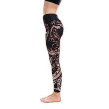 LOTUSX™ Dragon Enchanted  Leggings