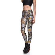 Kitten Craze Leggings