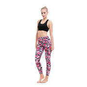 LOTUSX™ Lady Rose Leggings