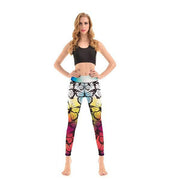 LotusX™ Prisma Butterfly Leggings