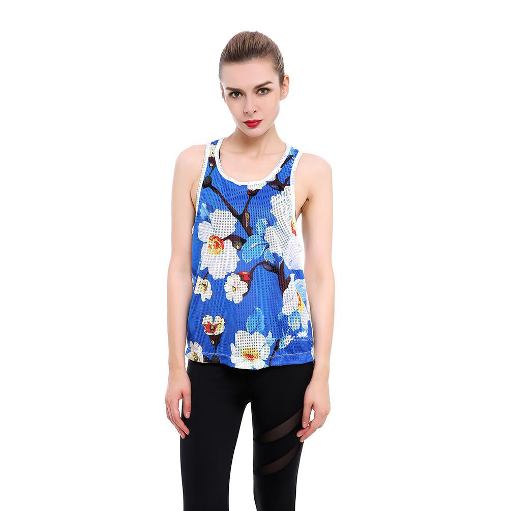 Lovely Blossoms TrainX Top
