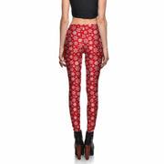 SNOWFLAKE LEGGINGS - Lotus Leggings