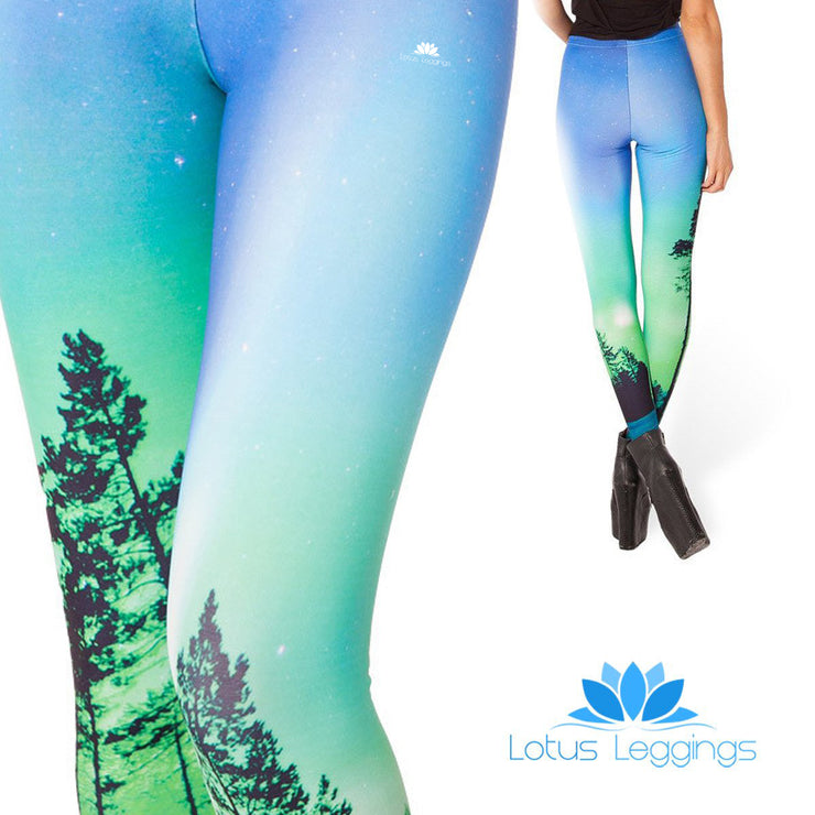 ENCHANTED FOREST LEGGINGS