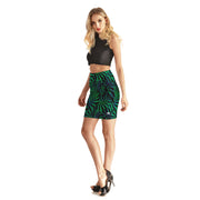 Dark Paradise Bodycon Skirt