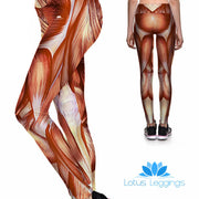 MUSCLES ATHLETIC LEGGINGS