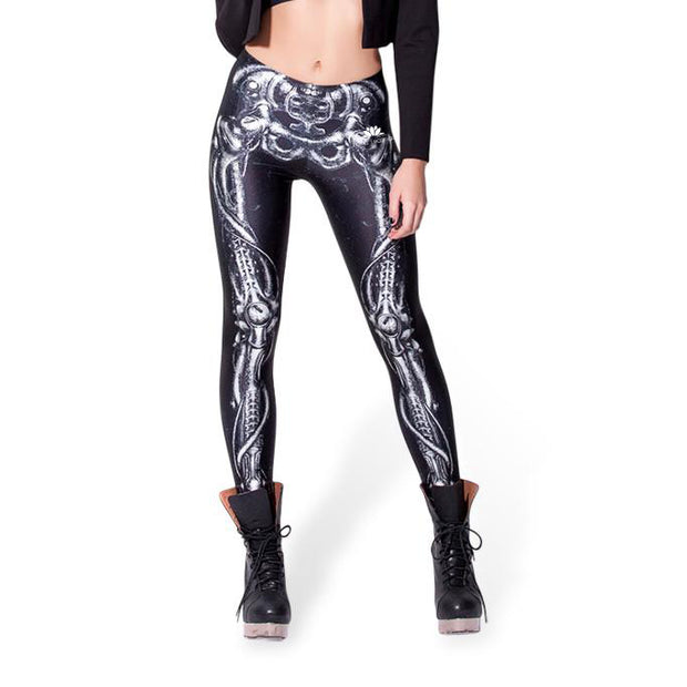 SKELETON LEGGINGS