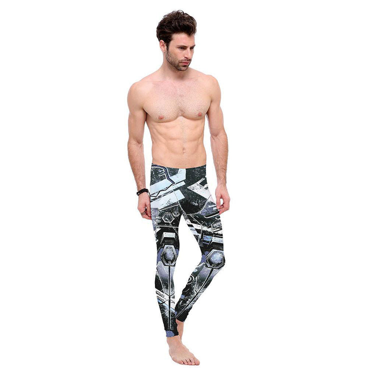 Mech Man Leggings