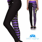 BREAKOUT SKELETON ATHLETIC LEGGINGS