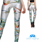 EXOTIC BIRDS LEGGINGS