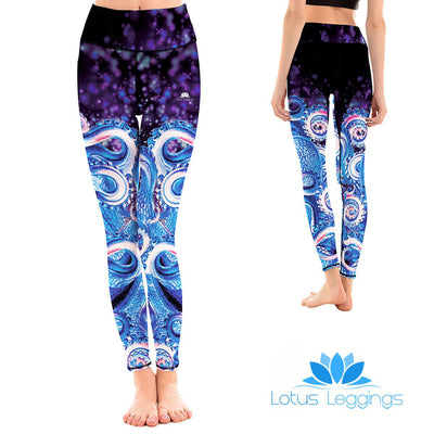 LotusX™ Tentacle Leggings