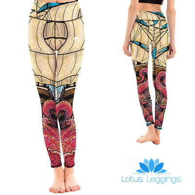 LotusX™ High Seas Leggings