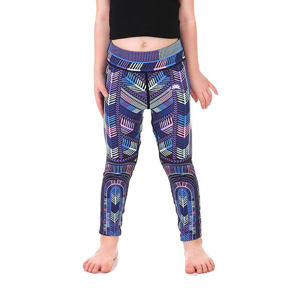 LotusX™ Kid's Color Run Leggings