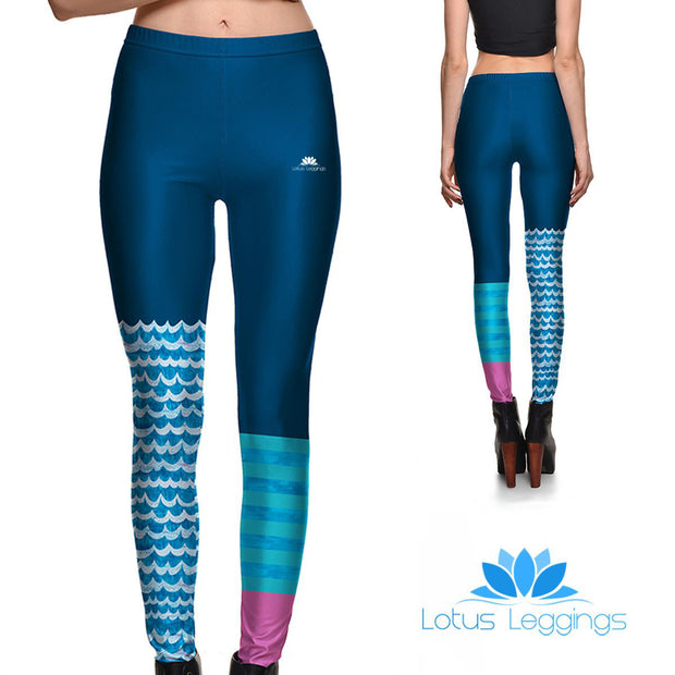 Seaside Leggings