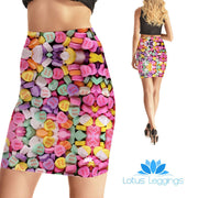 Be Mine Bodycon Skirt