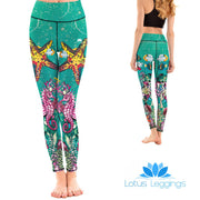 LotusX™ Starfish Leggings
