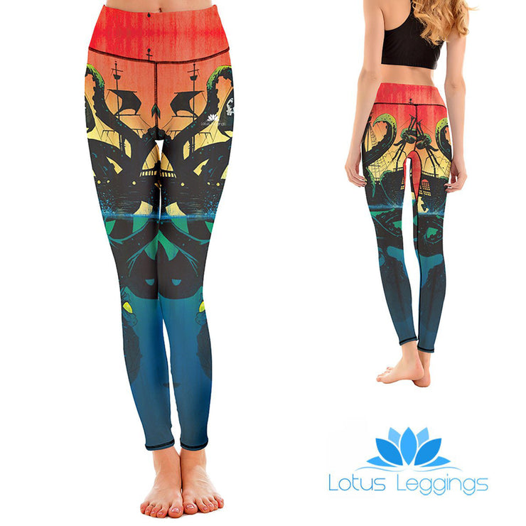 LotusX™ Sea Monster Leggings