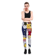 Pop Art Leggings