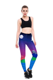 Pixel Sunset Leggings