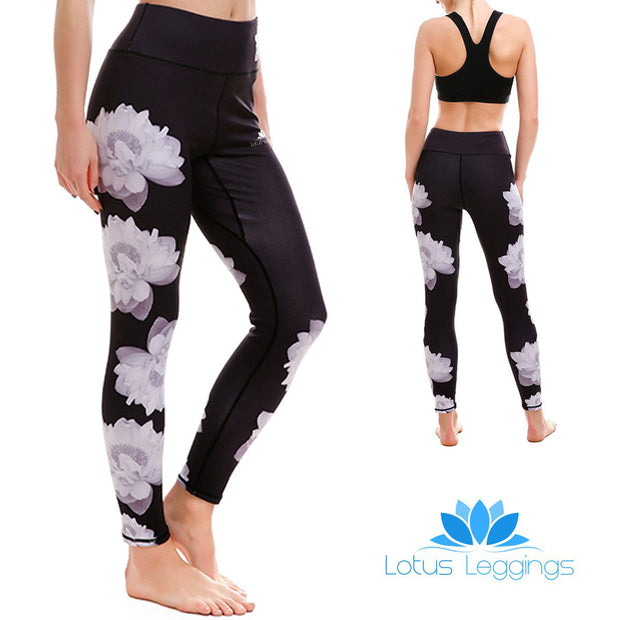 LOTUSX™ Lady Lotus Leggings