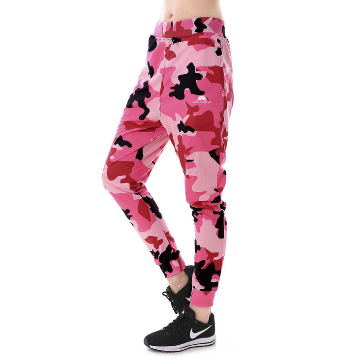 Cotton Candy Camo Joggers