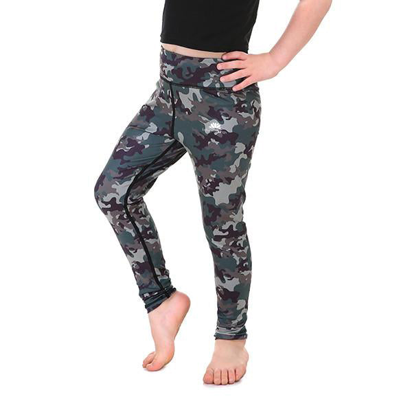 LotusX™ Kid's Camo Leggings