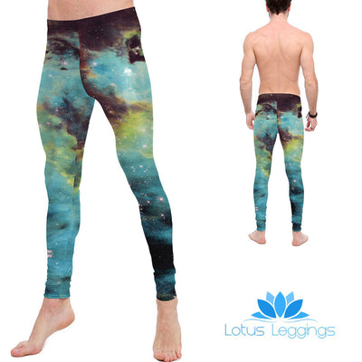 Deep Space Nebula Leggings