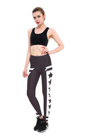 Black Star Leggings