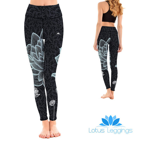 LotusX™ Lotus Blackout Leggings