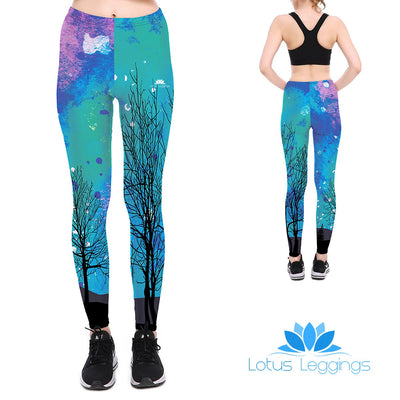 Lost In The Woods Leggings