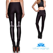 Dagger Down Leggings