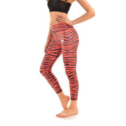 LotusX™ Tiger Stripe Leggings