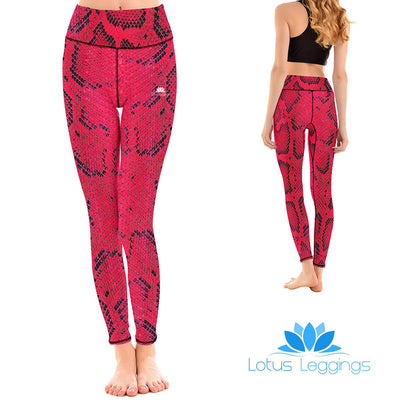 LOTUSX™ Lady Anaconda Leggings