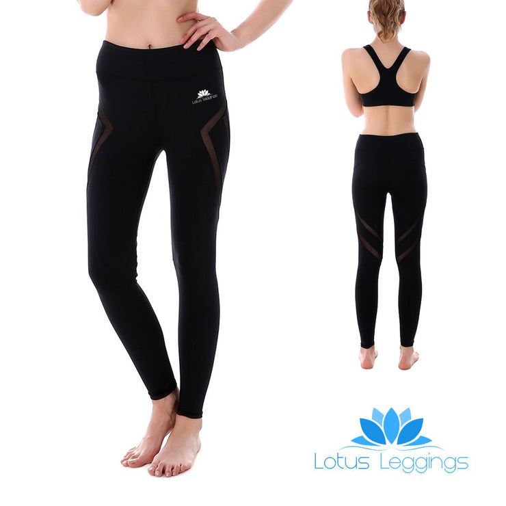 Blackout MaxPerformance Leggings