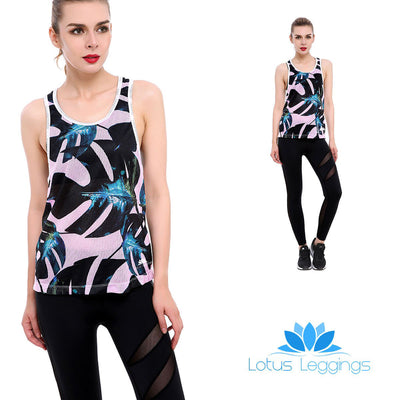 A Touch of Zebra TrainX Top