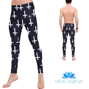 Inverted Cross Leggings