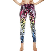 LotusX™ Cheetah Gradient Leggings