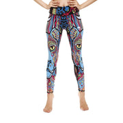 LotusX™ Animal Mandala Leggings