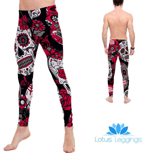 Deadly Garden Leggings