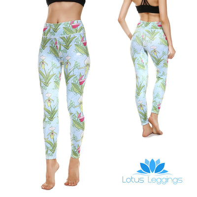 LotusX™ Praying Mantis Leggings