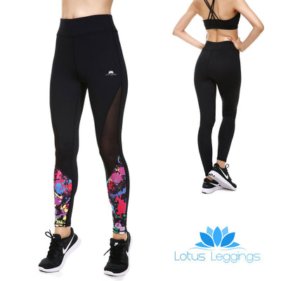 Paint Splatter MaxTrain Leggings