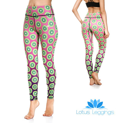 LotusX™ Kiwi Kraze Leggings