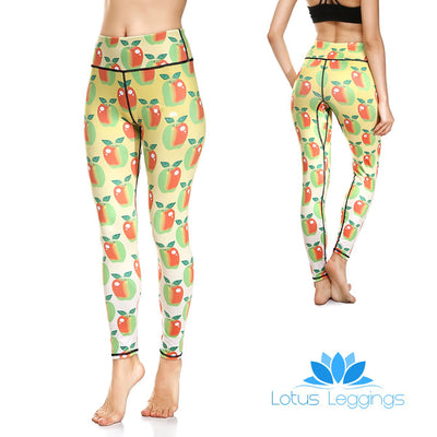 LotusX™ Apple Pickin' Leggings