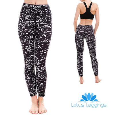 LOTUSX™ Too Much Noise Leggings