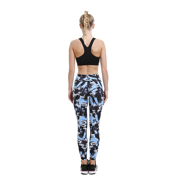 Baby Blues MeshX Leggings - Lotus Leggings