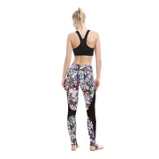 Artful Palms MaxGrip Leggings - Lotus Leggings
