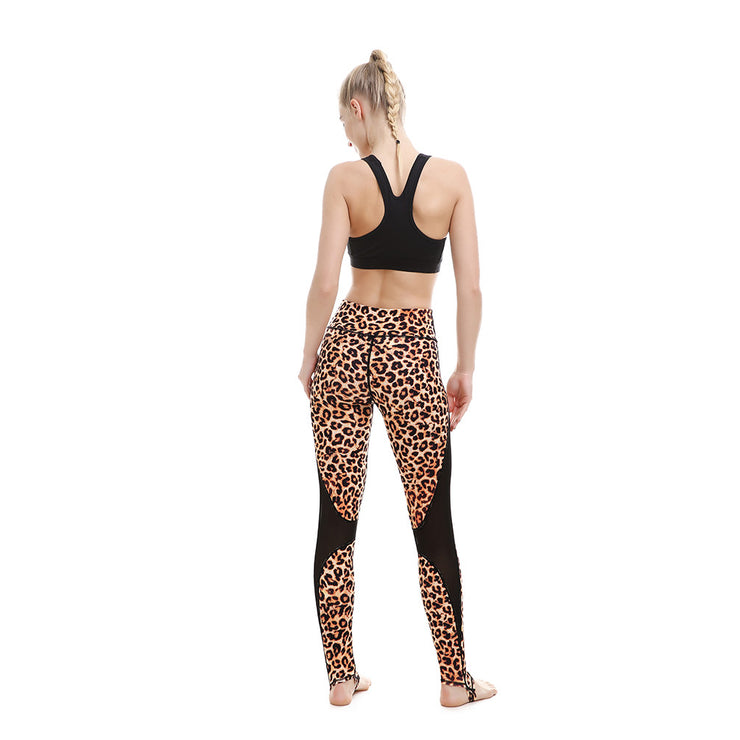 Sexy Cheetah MaxGrip Leggings - Lotus Leggings