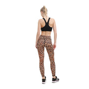 Sexy Cheetah MaxFlo Leggings - Lotus Leggings