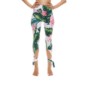Paradise Tie-Up Leggings