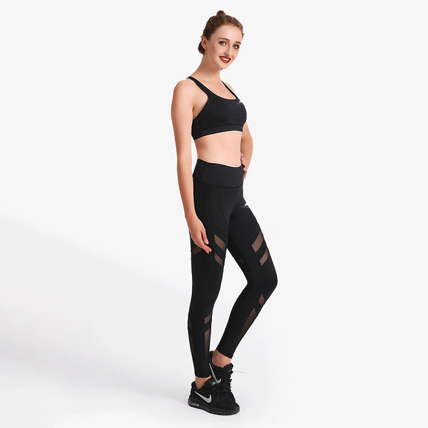 Total Blackout SwipeX Leggings - Lotus Leggings