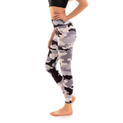 LOTUSX™ Gray Camo Leggings